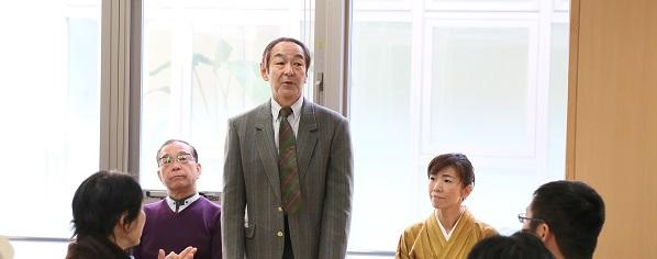 日比野氏紹介
